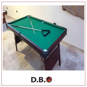 שולחן סנוקר להשכרה - DBO